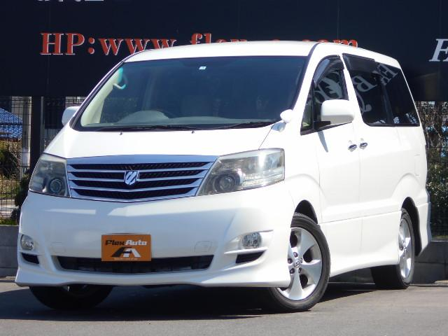 トヨタ AS プライムセレクション両側パワスラ純正HDDナビ地デジ