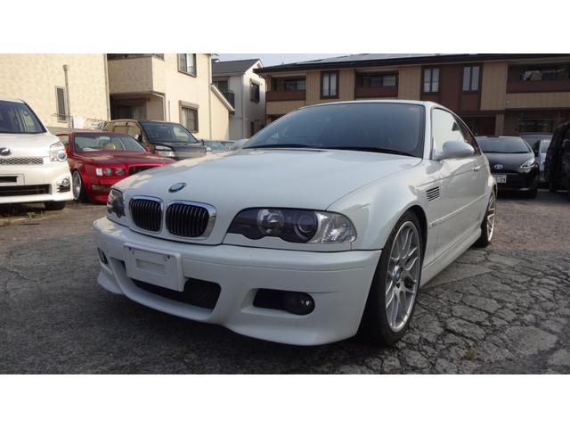 BMW M3クーペ SMG II D車 車高調 ハーフレザーシート