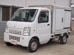 キャリイトラック冷蔵冷凍車 スタンバイ付き −5℃ オートマ 2WD ETC