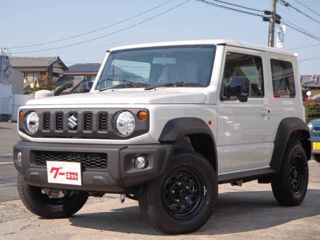 スズキ JL 4WD 登録済み未使用車 スマートキー メーカ保証継承