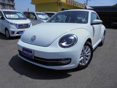 VW ザ・ビートルデザイン純正SDナビフルセグTVバックモニターETC