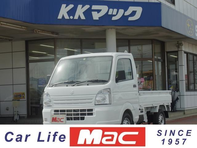 スズキ KC・マット・バイザー付き・ABS・助手席エアバッグ