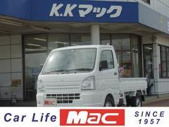 キャリイトラックKC・マット・バイザー付き・ABS・助手席エアバッグ