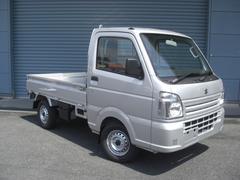 キャリイトラックKCエアコン・パワステ メーカー保証付 届出済未使用車