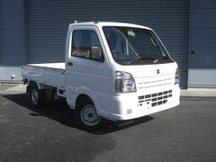 キャリイトラックKCエアコン・パワステ・メーカー保証付  4WD 5MT