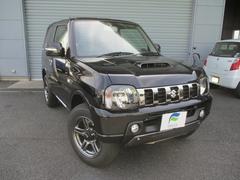 ジムニーランドベンチャー メーカー保証付 4WD 4AT キーレス