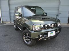 ジムニーランドベンチャー メーカー保証付 届出済未使用車 4WD