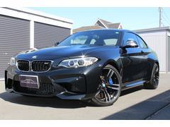 BMWM2 ベースグレード 黒革 純正19AW