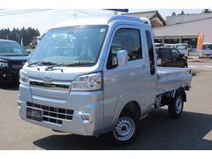 ハイゼットトラックジャンボSAIIIt 4WD LEDヘッドライト スマアシ付