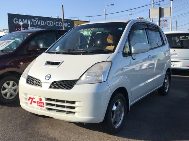 「日産」「モコ」「コンパクトカー」「三重県」の中古車