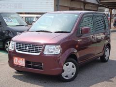 eKワゴンG ワンオーナー車 SDナビTV キーレス ETC