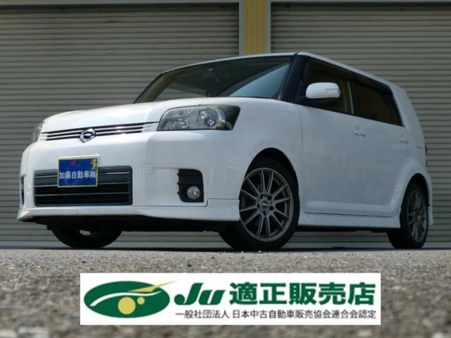 トヨタ 1.5G エアロ HDDナビ ワンセグ ETC キーレス