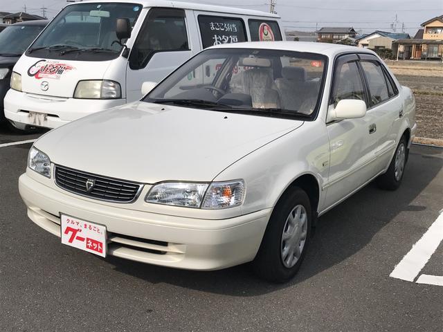 「トヨタ」「カローラ」「セダン」「三重県」の中古車