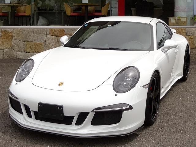 ポルシェ 911カレラ4GTS GTSインテリア カスタム