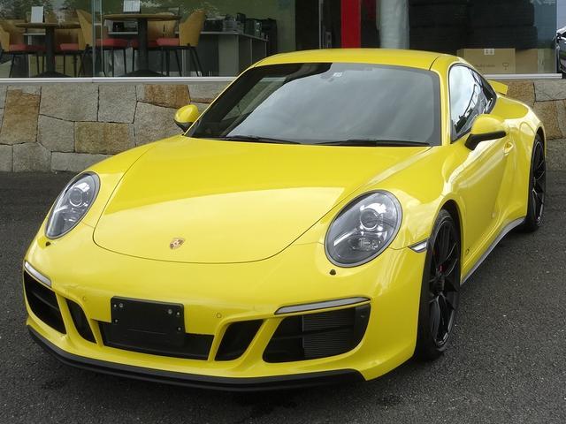 ポルシェ 911カレラGTS 2018yモデル