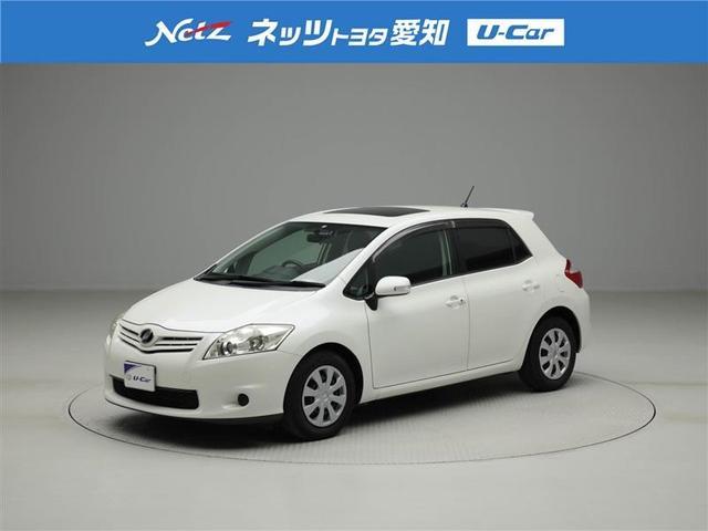 トヨタ オーリス 180G CD ETC スマートキー HIDヘッド