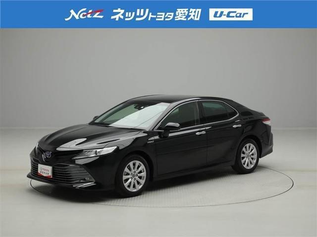 トヨタ カムリ HV G トヨタ認定中古車 スマートキ- メモリーナビ