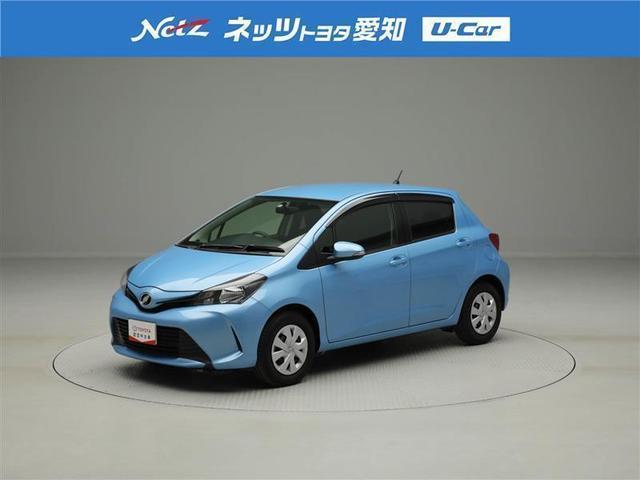 トヨタ ヴィッツ F CD スマートキ- イモビライザー ABS 横滑防止装置