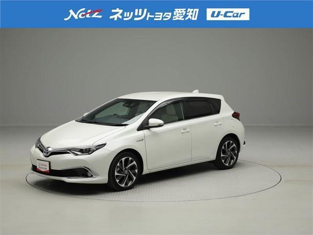 トヨタ ハイブリッドGパッケージ トヨタ認定中古車