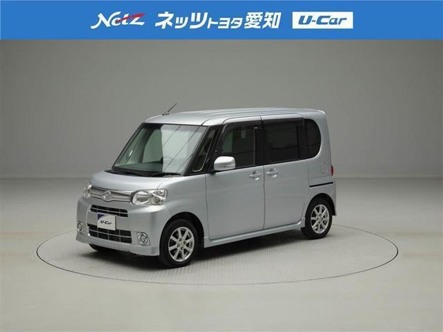 ダイハツ タント G CD 純正アルミ スマートキ- ABS ベンチシート