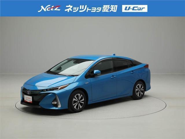 トヨタ プリウスPHV A トヨタ認定中古車