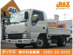 エルフトラック10尺平ボディー 積載2t 低床 4ナンバー 塗装済