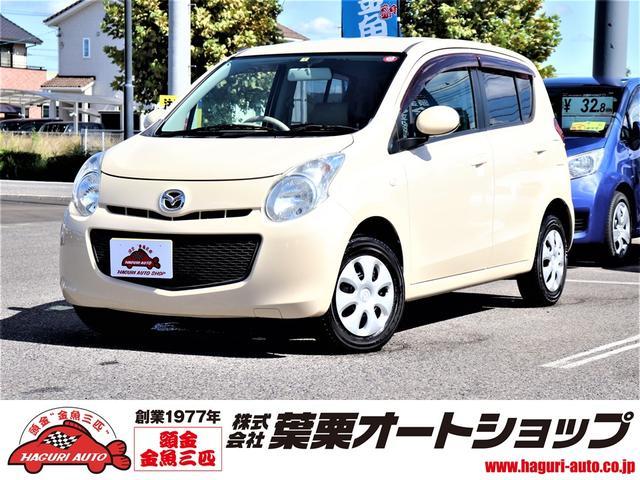 マツダ キャロル GS AC オーディオ付 CVT 電動格納ミラー