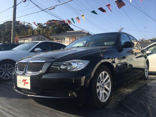 BMW 320i ハイラインパッケージ キセノン 黒革シート