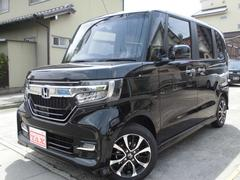 N BOXカスタムG・Lホンダセンシング新車左リア電動スライドLEDヘッド