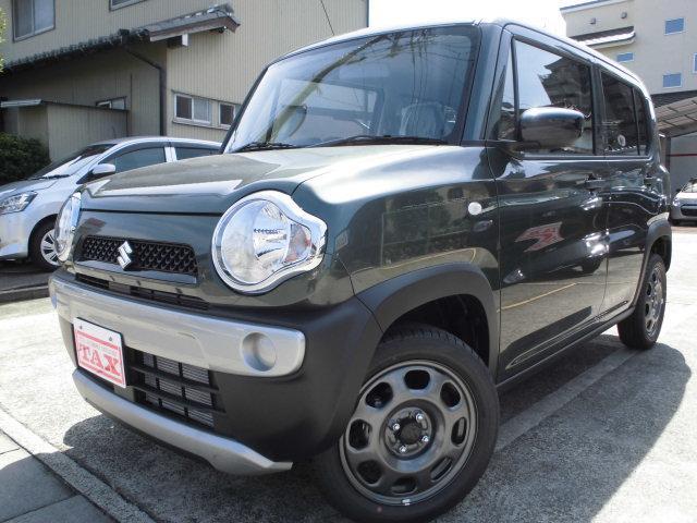「スズキ」「ハスラー」「コンパクトカー」「愛知県」の中古車