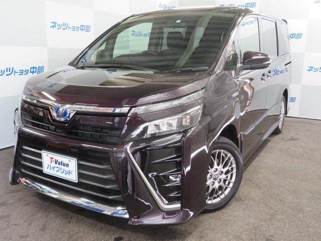 トヨタ ハイブリッドZS メモリーナビカメラ 両側電動ドア LED