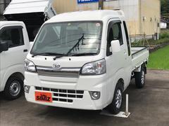 ハイゼットトラックジャンボ 4WD 5MT キーレス フォグ 作業灯