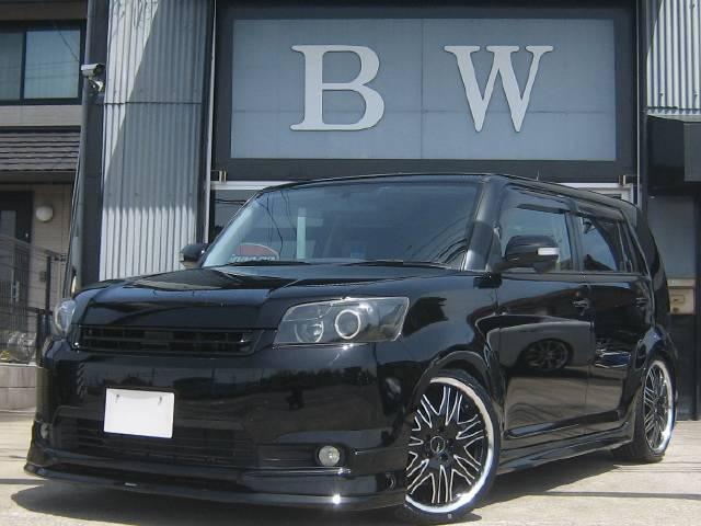 トヨタ 1.8Sモデリスタエアロ仕様 いかリング 車高調 19AW