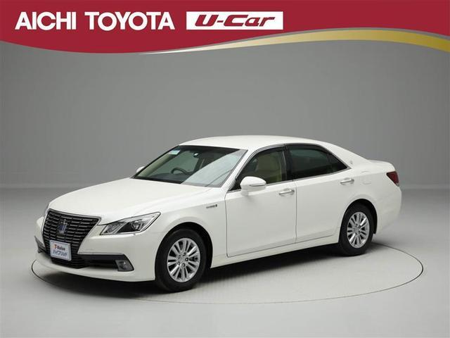 トヨタ ロイヤルサルーン HDDナビ スマートキ- フルセグ ETC