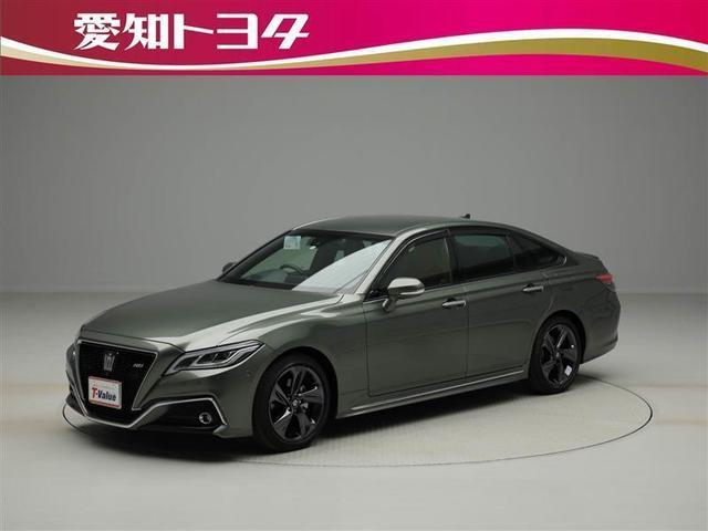 トヨタ RS アドバンス パワーシート スマートキ- 当社試乗車