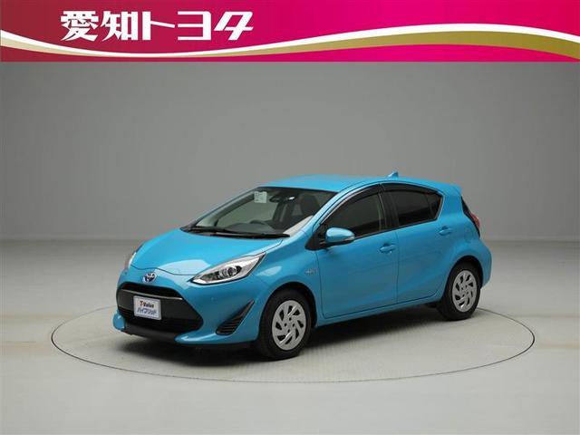 トヨタ S メモリーナビ フルセグ スマートキ- 当社試乗車