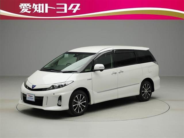 トヨタ アエラス HDDナビ フルセグ スマートキ- ETC ABS
