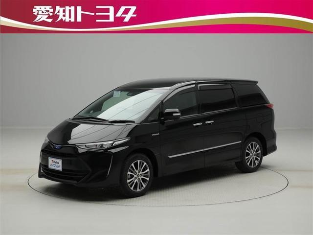 トヨタ アエラス プレミアム スマートキ- 電動スライドドア ABS