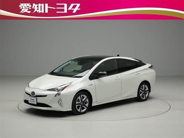 トヨタ Sセーフティプラス ツートーン ETC 純正アルミ