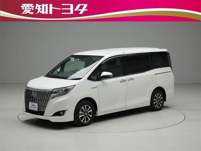 トヨタ ハイブリッドGi プレミアム メモリーナビ ETC LED