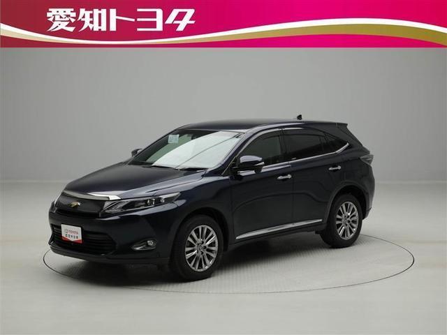 トヨタ ハリアー プレミアム ETC アイドリングストップ バックモニター