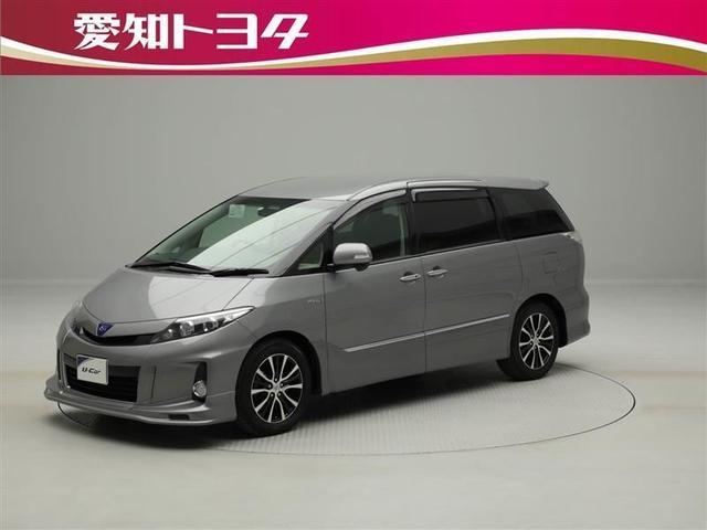 トヨタ アエラス バックモニター クルーズコントロール スマートキ-