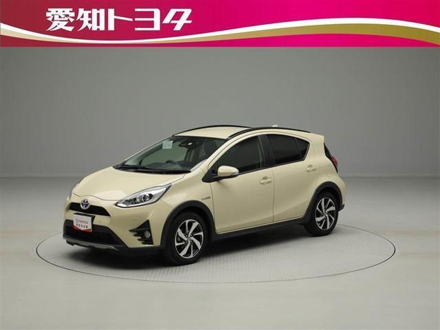 トヨタ クロスオーバー バックモニター スマートキ- イモビライザー