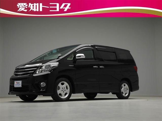 トヨタ SR HDDナビ フルセグ 純正アルミ パワーシート HID