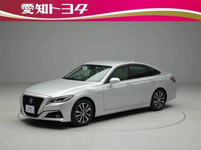 トヨタ G ワンオーナーT-Connectナビ 本革シート ETC