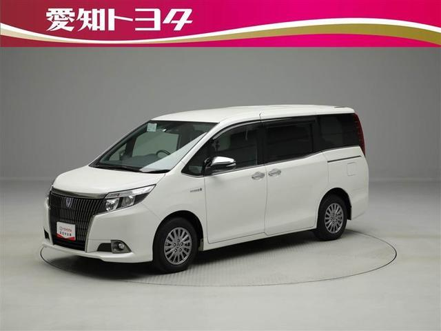 トヨタ エスクァイア ハイブリッドGi ブラックテーラード T-Connectナビ