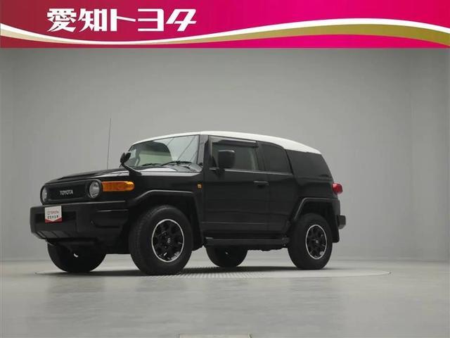 トヨタ FJクルーザー ブラックカラーパッケージ ワンオーナー クルーズコントロール