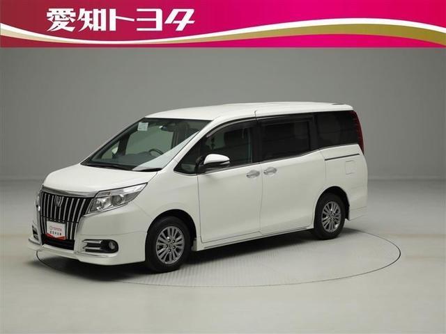 トヨタ エスクァイア Gi アイドリングストップ クルーズコントロール ETC