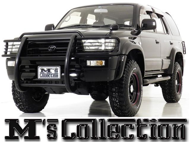 トヨタ Black RoadII ミリタリーエディション 4WD