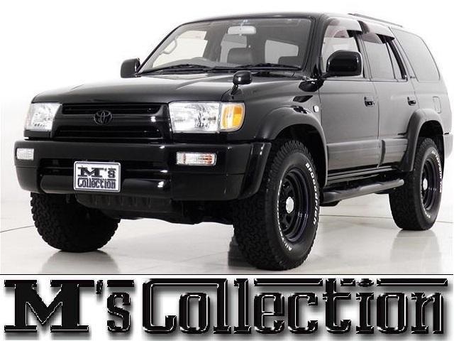 トヨタ ブラックロードSPラインLA仕様 4WD